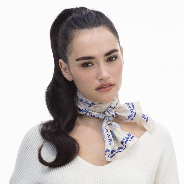 Blog #T3Inspo: Frisuren Für Schals Und Halstücher